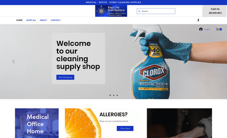 KJC cleaning supplies Wholesale cleaning supplies.