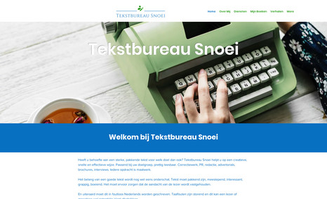 Tekstbureau Snoei Tekstbureau Snoei maakt sterke pakkende teksten zo...