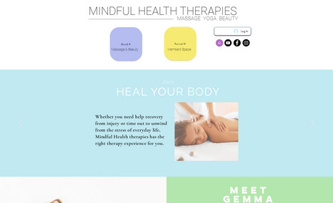 Mindful Health Therapies This client lost a lot of business due to the Covi...