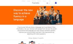 Fluentalks - Clases de idiomas