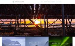 Lofoten Film Collective Search Engine Optimizations (SEO) and Design impro...