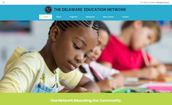 Delaware Education Network School website