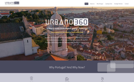 Urbano360 A Private Real-Estate Equity Fund - Portugal The c...