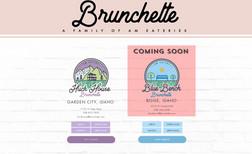 Huck House Brunchette Restaurant website.