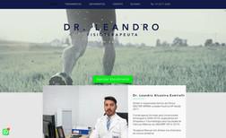 dornascostas Site para Fisioterapeuta, interligado com o Google...