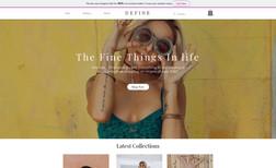 Define A concept fashion store