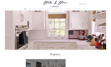 Sticks & Stones Kitchens Stunning Kitchen & Bathroom Remodeling