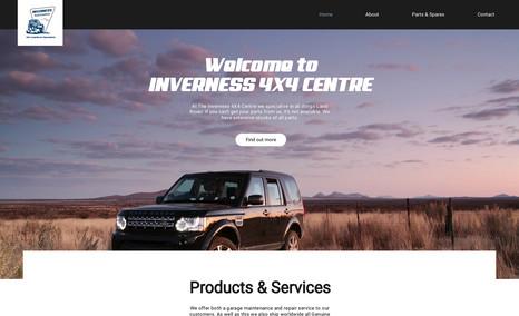 Inverness 4x4 Centre