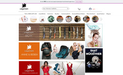 Vagonizm Special Products E-Commerce