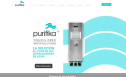 Purifika A full new design for a Water Purifying system nat...