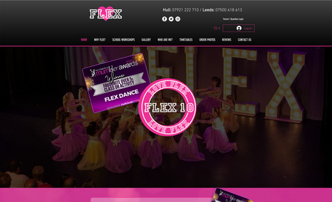 Flex Dance Flex Dance wanted to be able to offer their classe...