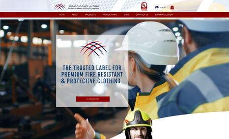 Business Wear Factory, Saudi Arabia A safety garment manufacturer based in Saudi Arabi...