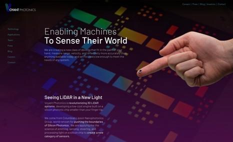 Voyant Photonics Voyant Photonics develops LiDAR 3D scanning techno...