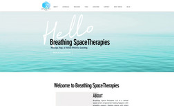 Breathing Space Therapies Breathing Space Therapies LLC is a sacred space wh...