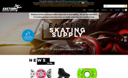 Eastern Skate Supply Advance Database Website + Wix Programming Code + ...