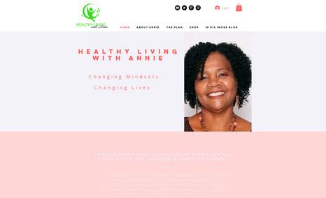 Healthy Living With Annie Healthy Living with Annie is a Christian-based Hea...