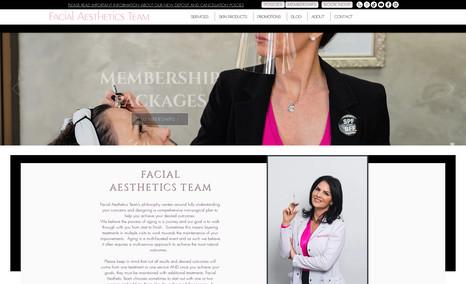 Facial Aesthetics Team