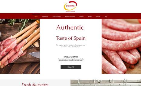 "De Arte ""A Taste of Spain: The highest quality products fr..."