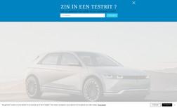 hyundaigrobbendonk Nieuwe website voor een Hyundai-garage uit Grobben...