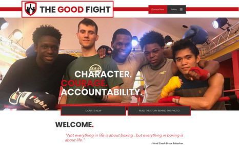 The Good Fight Foundation