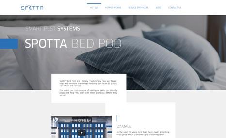 Spotta Spotta™ Bed Pods are a totally revolutionary new w...