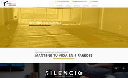 Entrepisos Modernos Desarrollo de website para empresa dedicada a la c...
