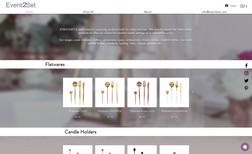 Event 2 Set A design project that help fine tuning detail of t...
