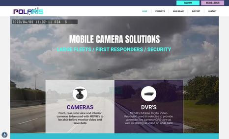 Polaris Surveillance Service Company - new website, training
