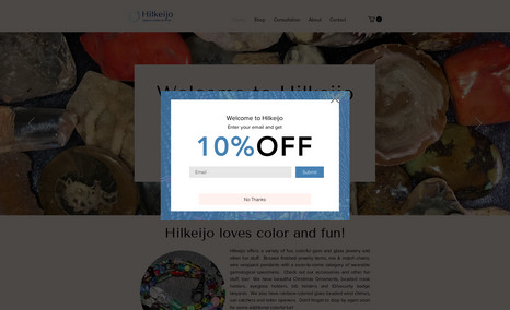 Hilkeijo Online store focused on selling handcrafted access...