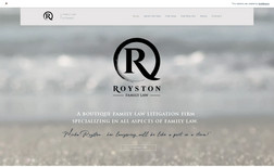 Royston family law A boutique family law litigation firm specializing...