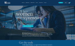 Women Entrepreneurs Global Website by Women for Women. All woman founded or l...
