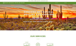 Saguaro Mechanical Heating & Cooling All HVAC in Phoenix AZ