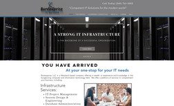 Bureauprise IT Services This IT client wanted a way to inform their custom...