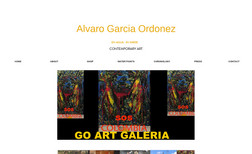 En Agua, In Water The official website of Contemporary Artist, Alvar...
