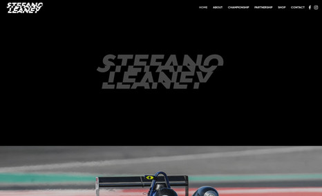 Stefano Leaney Racing | Formula 3 Driver United Kingdom