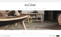 Maison Galiano E-shop