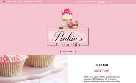 Pinkies Cupcake Cafe