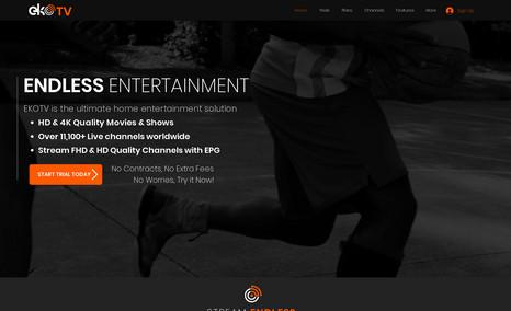 ekotv EKOTV is the ultimate home entertainment solution ...