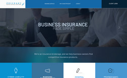 Priceagy Business Insurance Procegy.com Needed design fine-tuning. We took the...