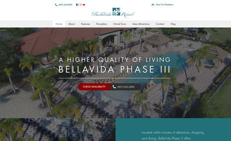 BELLAVIDA PHASE 3 BellaVida Resort offers private, peaceful living i...