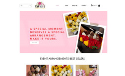 Sweet Dulce Vida An online store dedicated to selling consumable de...