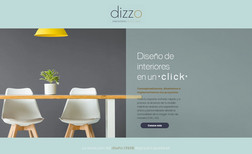 Dizzo Design Services We created a fresh new Master Layout design for th...