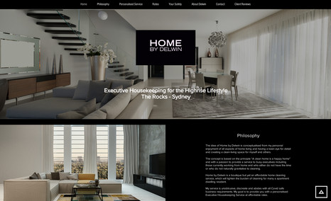 Home By Delwin The client had a very specific brief. We were able...