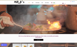 MR.A's Design + SEO + Content + Images + Editing and Grap...