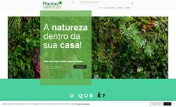 plantas-verticais Parede Verde em Brasília é um site focado em venda...
