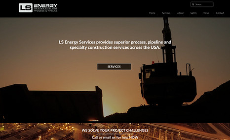lsenergy LS Energy Services provides superior process, pipe...