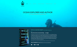 jlindholm Ocean Explorer And Author Of The Chris Black Adven...
