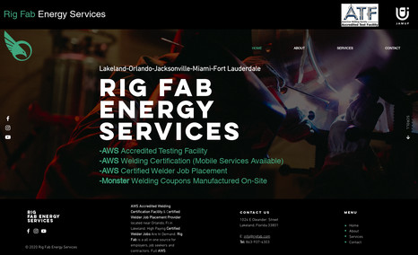Rig Fab Lakeland Rig Fab Energy Services in Lakeland, Florida consi...