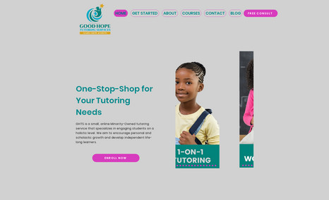 goodhopetutoring This client came to me when someone left her in th...