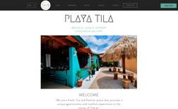 Playa Tila Lodging Un lugar fresco, divertido y familiar que busca br...